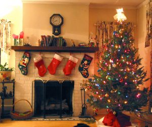 Abb. 3: Traditionelle Christmas Stockings
